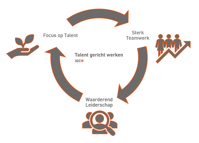 Visie op talent Thema's